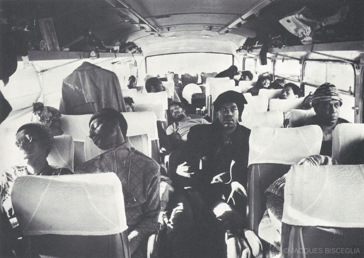 jacques bisceglia - june tyson, richard wilkinson, marshall royal, eloe omoe, sun ra - between paris and donaueschingen, 1970